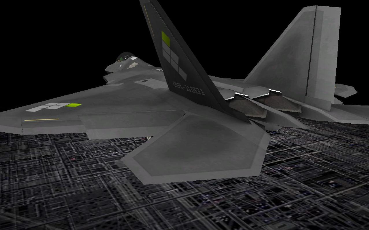 SAF-22 Slayerのモデリング 2[アサルトスフィア体験版]