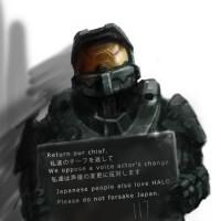 Halo4キャスト変更問題