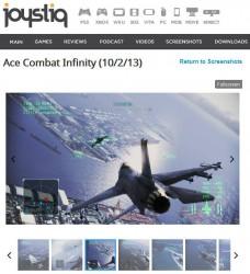 レーザー持ちの無人機UAV MQ-90L=クオックス?[エースコンバット インフィニティ]