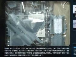 外箱・裏面の窓[技MIX「F-22 メビウス1」][エースコンバット04]