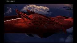 赤く染まったアイガイオン[デジハリ2014年卒業制作展特別講演][エースコンバット インフィニティ]