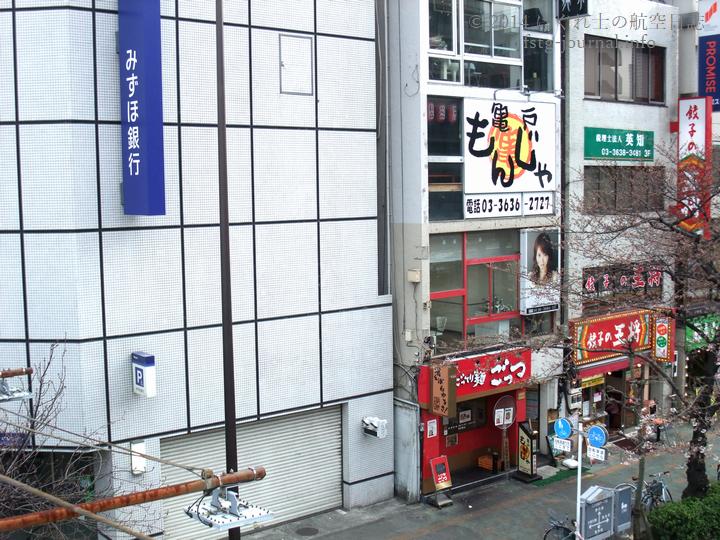 亀戸本店(初代店舗)の場所[超ごってり麺ごっつ]