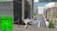 「Japanese Otaku City」の空を飛ぶ 1