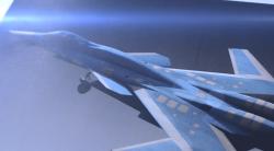 X-02 Wyvernのプロトタイプ?[エースコンバット インフィニティ]