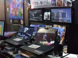 Project ICKXスペース・下段2[東京ゲームショウ2014]