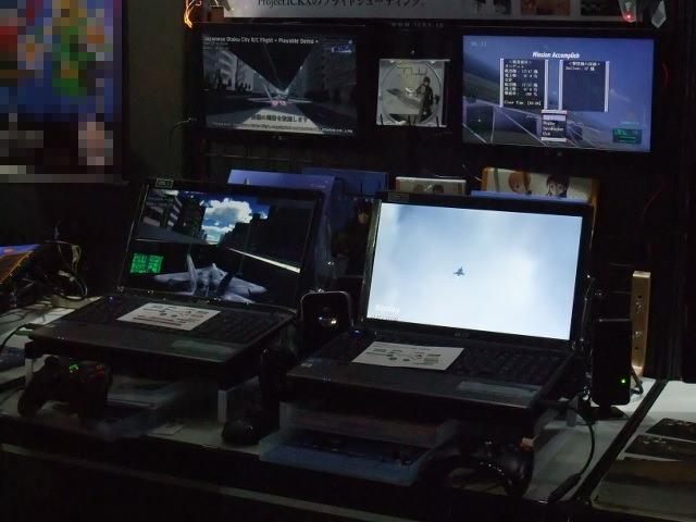 Project ICKXスペース・下段1[東京ゲームショウ2014]