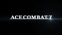 『エースコンバット7』暫定タイトルロゴ1