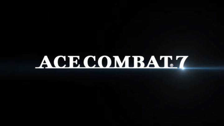 『エースコンバット7』暫定タイトルロゴ