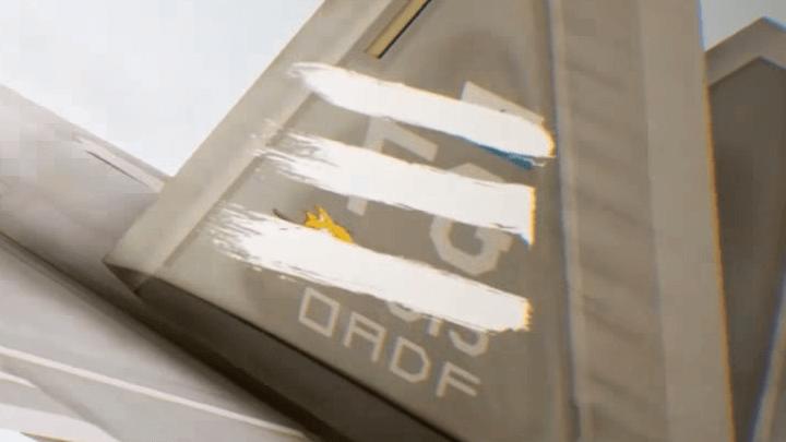 老兵と「白の3本線」 『エースコンバット7』は2017年に発売予定!