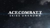 『エースコンバット7 スカイズ・アンノウン』タイトルロゴ