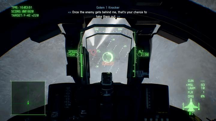 雲が空戦の駆け引きに影響 試遊版ミッション3がE3 2017で公開[エースコンバット7]