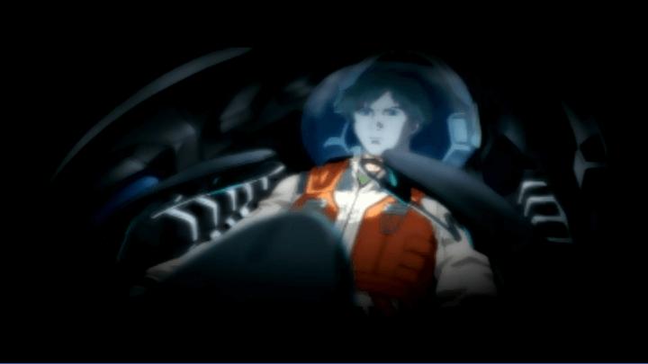 エースコンバット3のエアロコフィン