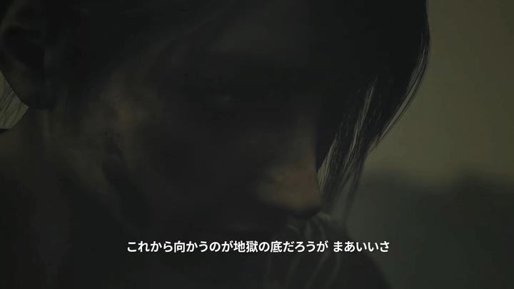 謎の黒髪(?)の女性[エースコンバット7]