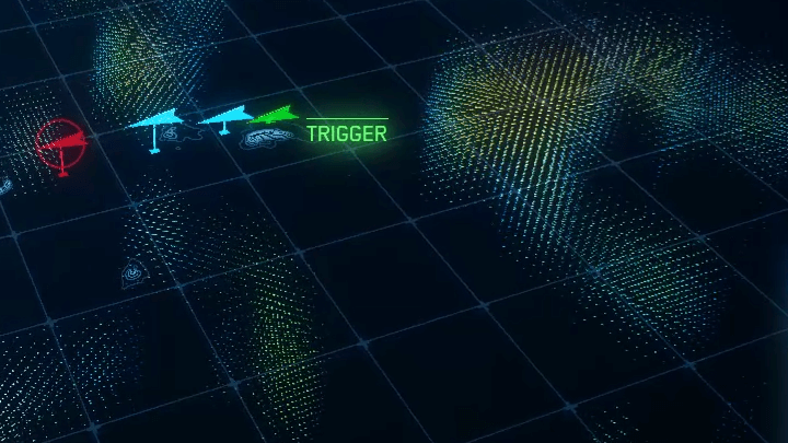 『エースコンバット7』詳細マップ画面(拡大)