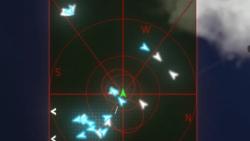ヘリオスの危険界とレーダーの線が被る時がある[エースコンバット7]